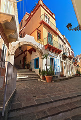 Sardinia - urban view in Carloforte