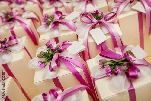 Papiers peints Confiserie wedding candy
