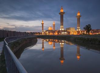 Mosque Tengku Ampuan Jemaah
