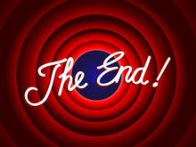 """""""The End"""" Message (conclusion présentation dernière diapositive merci)"""