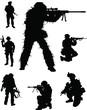 Military elite
