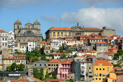 Porto Old City, UNESCO World Heritage Site since 1996