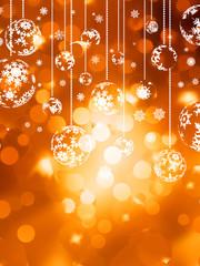 Abstract christmas with snowflake. EPS 10