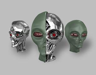 alien cyborg 1