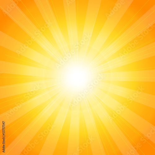 sunny background