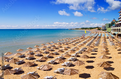 South Beach of Nessebar in summer - 53759737