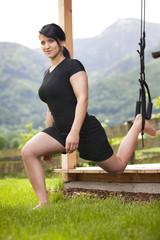Oberschenkeltraining mit eigenem Körpergewicht