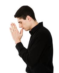 priest pray god