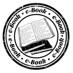 e-book  stamp