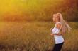 fitness sport woman running runner nature girl lifestyle female