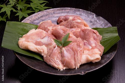 国産鶏もも肉