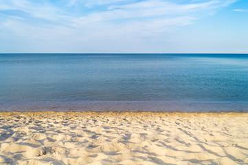 Sommerferien am Strand, Ostseeküste