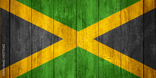 flag of Jamaica - 53775362