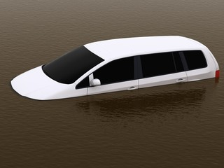 Pkw Hochwasser