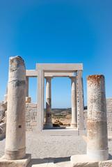 Temple of Demeter, Naxos island, Greece