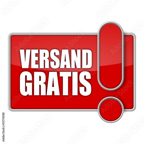 button mr versand gratis I