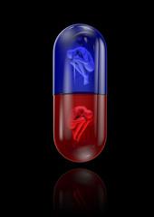 Human pill