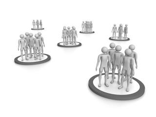 Individul teams