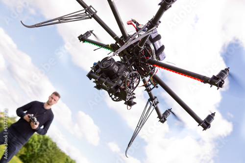 Photography UAV