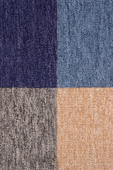 Carpet rectangles