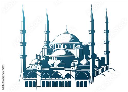 Sultan Ahmet Camii  ( İSTANBUL )  ( versiyon 2 )