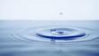 water drops in slow motion