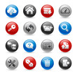 Hosting Icons -- Gel Pro Series