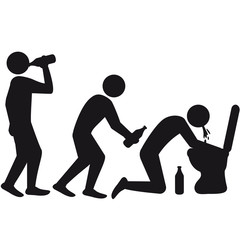 Drunken Evolution