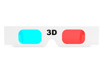 Modern 3D cinema glasses