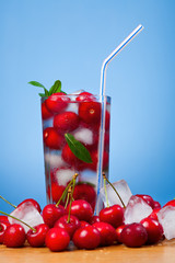 Cherry drinks