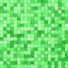 green seamless small tiles texture
