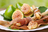Ham and figs - Prosciutto e fichi