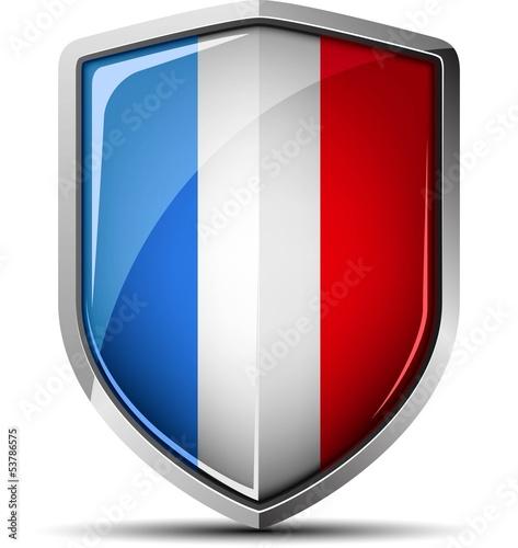 France shield
