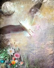 Flight in the dreams