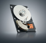 Computer hard drive. File contains a path to isolation.