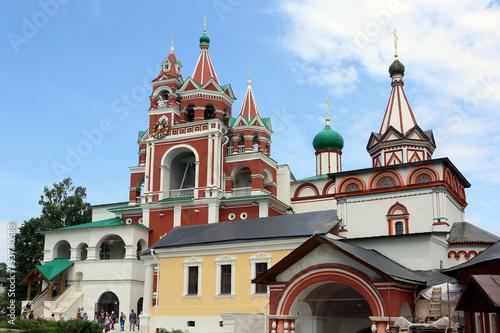 Саввино-Сторожевский монастырь в Звенигороде.