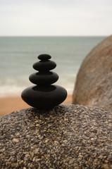 Landart Zen, Stille