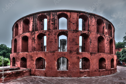 Jantar Mantar - ancient observatory