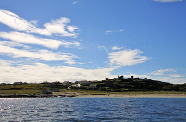 Inisheer village, Aran islands
