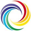 Farbkreis - Logo - Farben Chakra