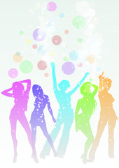 Donne che danzano