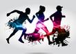 Marathon Runners - 53795768