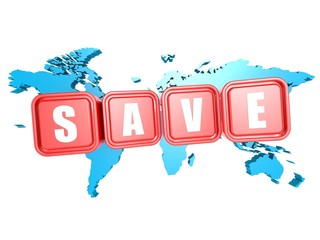 Save world