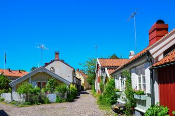 Kalmar old town