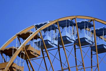 Alte Riesenrad Gondeln