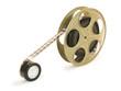 35mm Film In Reel