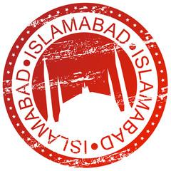 Carimbo - Islamabad, Paquistão