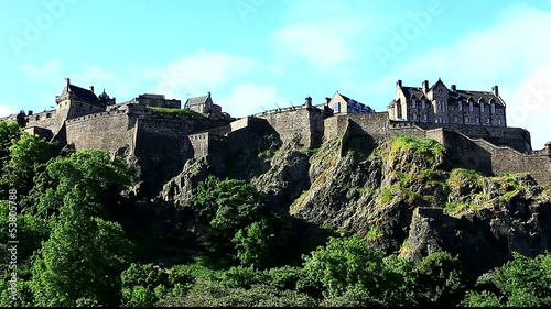 edinburgh castle scotland
