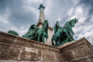 Monument of the Millennium of Hungary