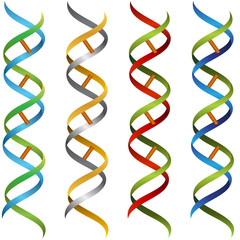 DNA Ribbon Set